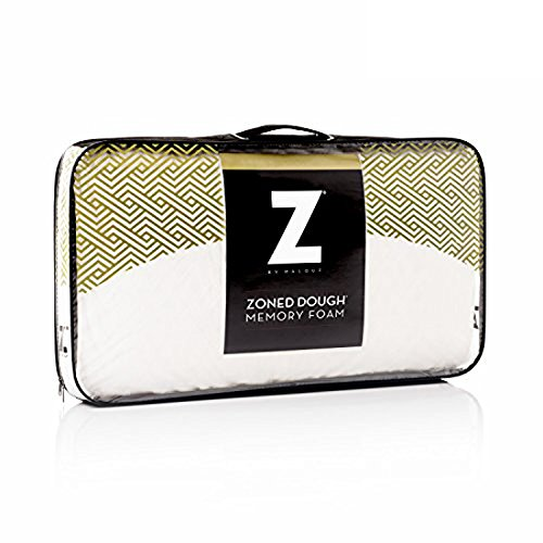 Z-Zoned-Memory-Foam-Pillow-with-Velour-Removeable-Cover-0-0