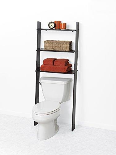 ZPC-Zenith-Products-Corporation-Zenna-Home-9431CH-Wood-Ladder-Bathroom-Spacesaver-Espresso-0-0