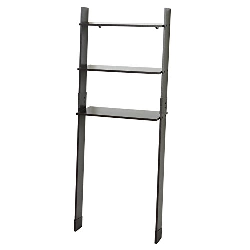 ZPC-Zenith-Products-Corporation-Zenna-Home-9431CH-Wood-Ladder-Bathroom-Spacesaver-Espresso-0