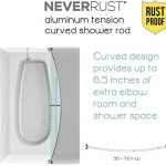 Zenna-Home-NeverRust-Tension-Curved-Shower-Curtain-Rod-0