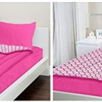 Zipit-Bedding-Set-Pink-Clovers-Twin-0