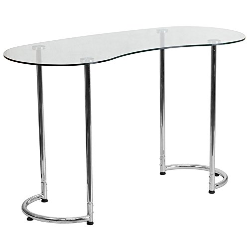 Zuffa-Home-Furniture-Desk-with-Clear-Tempered-Glass-0