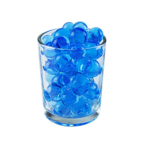1-Pound-Bag-of-Blue-Water-Gel-Beads-Pearls-for-Vase-Filler-Candles-Wedding-Centerpiece-Home-Decoration-Plants-Toys-Education-Makes-12-Gallons-by-Super-Z-Outlet-0