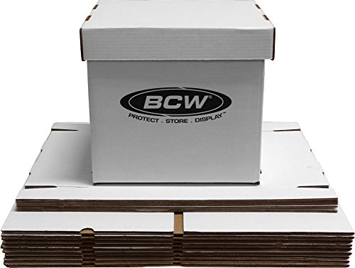 10-BCW-Brand-12-Record-Album-Storage-Box-with-Removable-Lid-Holds-Up-to-65-Vinyl-Records-12BC65WH-0