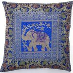 10-Pc-Lot-Square-Silk-Home-Decor-Cushion-Cover-Indian-Silk-Brocade-Pillow-Cover-Handmade-Banarsi-Pillow-Cover-16-X-16-Inch-0-0