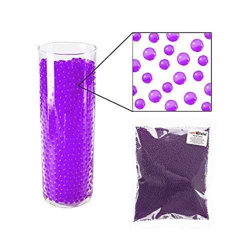 12-Pound-Bag-of-Purple-Water-Gel-Pearls-Beads-for-Home-Decoration-Wedding-Centerpiece-Vase-Filler-Plants-Toys-Education-Makes-6-Gallons-by-Super-Z-Outlet-0