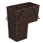 14-Wicker-Storage-Stair-Basket-With-Handles-by-Trademark-Innovations-Brown-0