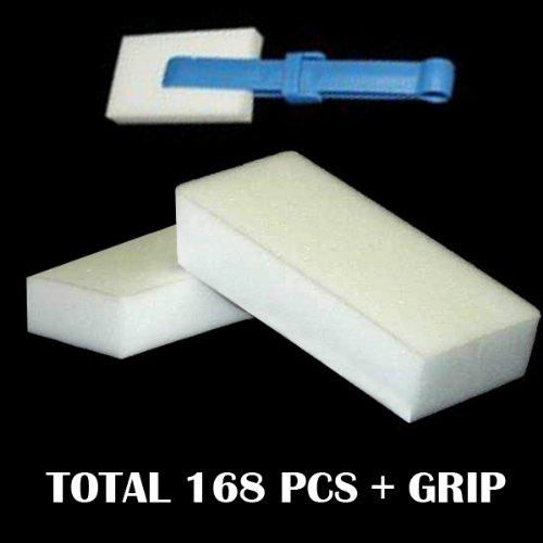 168-Pcs-Magic-Sponge-Cleaning-Pads-Clean-Sponge-Value-Pack-Magic-Eraser-Eco-Friendly-MCP48-120-0