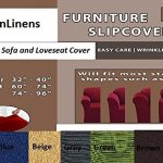 2-pcs-Stretch-Slipcovers-Set-Couch-Sofa-And-Loveseat-Cover-0-0