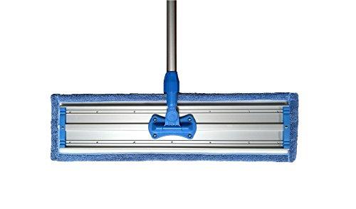 24-inch-Professional-Commercial-Microfiber-Mop-With-Three-24-Premium-Microfiber-Mop-Pads-and-2-Bonus-Microfiber-Towels-0-0