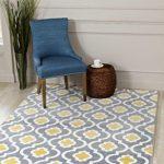 3028-Burgundy-Moroccan-Trellis-Area-Rug-Modern-Carpet-Large-New-0-1