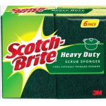 3m-6-Count-Scotch-Brite-Heavy-Duty-Scrub-Sponge-426-0
