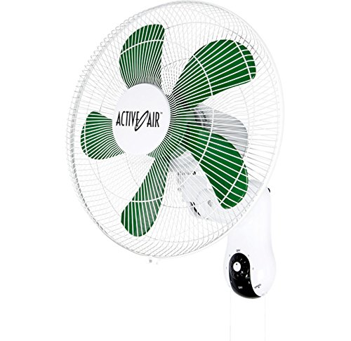 4-HYDROFARM-ACF16-Active-Air-16-Wall-Mountable-Oscillating-Hydroponic-Fans-0-0