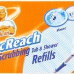 48-Count-Mr-Clean-Magic-Reach-Scrubbing-Tub-and-Shower-Pads-6-Pack-8-Count-Ea-48-Refills-Magic-Reach-0-0