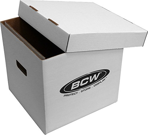 5-BCW-Brand-12-Record-Album-Storage-Box-with-Removable-Lid-Holds-Up-to-65-Vinyl-Records-12BC65WH-0-0