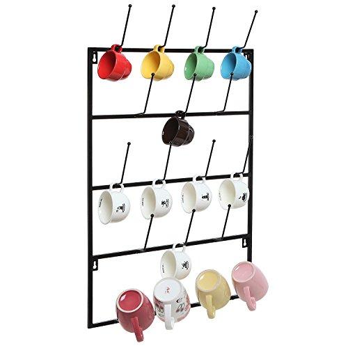 5-Tier-Wall-Mounted-18-Hook-Metal-Coat-Hat-Display-Storage-Organizer-Towel-Hanger-Hook-Rack-MyGift-0