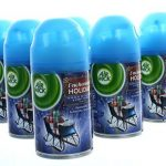 6-Cans-Air-Wick-Freshmatic-Refill-Enchanted-Holiday-Magical-Sleigh-First-Snow-0