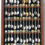 60-Spoon-Rack-Spoon-Display-Case-Holder-Cabinet-with-Real-glass-door-WALNUT-Finsh-SP02-WA-0