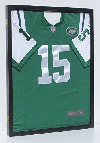 98-UV-Protection-Baseball-Football-Basketball-Soccer-Hockey-Jersey-Display-Case-Shadowbox-Wall-Mount-JC34-BL-0-1