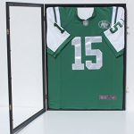 98-UV-Protection-Baseball-Football-Basketball-Soccer-Hockey-Jersey-Display-Case-Shadowbox-Wall-Mount-JC34-BL-0