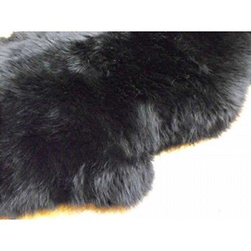 A-STARTM-Sheepskin-Rug-Single-Pelt-Sheep-Fur-2-x-3-Sheep-skin-0