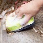 AISEN-KS302G-2-Count-Foam-and-Scrub-Sponges-12-Pack-Green-0-0