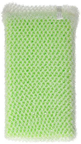 AISEN-KS303G-2-Count-Foam-and-Scrub-Sponges-12-Pack-Green-0