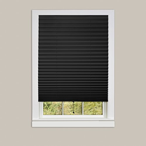 Achim-Home-Furnishings-1-2-3-Vinyl-Room-Darkening-Temporary-Pleated-Window-Shade-36-by-75-black-36-X-75-0
