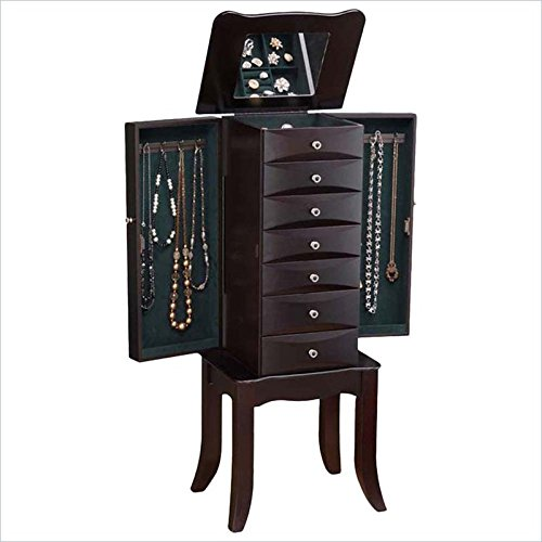Acme-16000-Teresa-Jewelry-Armoire-Java-Finish-0