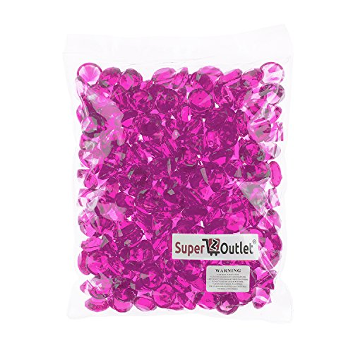 Acrylic-Color-Faux-Round-Diamond-Crystals-Treasure-Gems-for-Table-Scatters-Vase-Fillers-Event-Wedding-Birthday-Decoration-Favor-Arts-Crafts-1-Pound-240-Pieces-by-Super-Z-Outlet-0-1