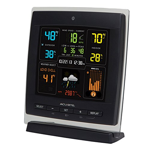 AcuRite-00622-Pro-Color-Weather-Station-with-Wind-Speed-Temperature-and-Humidity-0-0