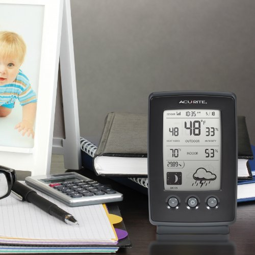 AcuRite-00829-Digital-Weather-Station-with-ForecastTemperatureClockMoon-Phase-0-0