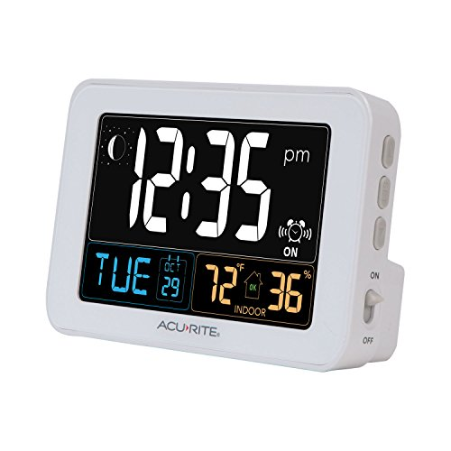 AcuRite-13040-Intelli-Time-Alarm-Clock-with-USB-Charger-Indoor-Temperature-and-Humidity-0-0