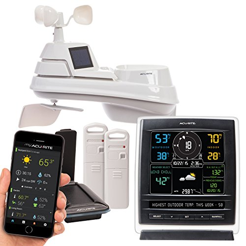AcuRite-Pro-Color-Weather-Station-0