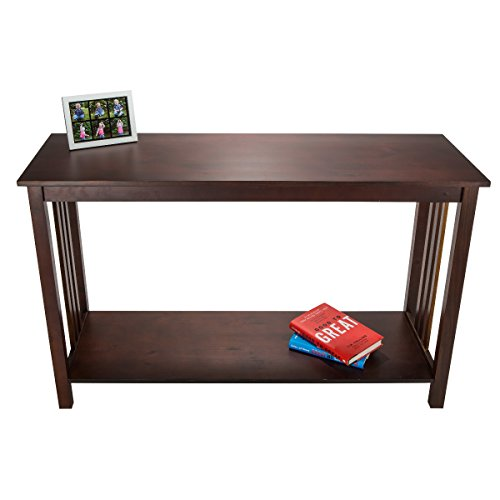Adeptus-Mission-style-Wood-Sofa-Console-Table-large-0-0