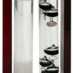 Ambient-Weather-AW-YG737S-RD-Admiral-Fitzroy-Storm-Glass-and-Galileo-Thermometer-0