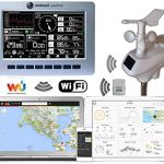 Ambient-Weather-WS-1001-WIFI-OBSERVER-Solar-Powered-Wireless-WiFi-Remote-Monitoring-Weather-Station-with-Solar-Radiation-and-UV-0