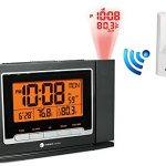 Ambient-Weather-WS-8365-ClearView-Projection-Clock-with-Indoor-and-Outdoor-Temperature-0
