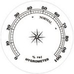 Ambient-Weather-WS-YG501-Galileo-Thermometer-Hygrometer-and-Glass-Fluid-Barometer-0-0