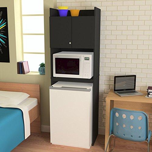 Ameriwood-Over-the-Refrigerator-Storage-Cabinet-Black-0