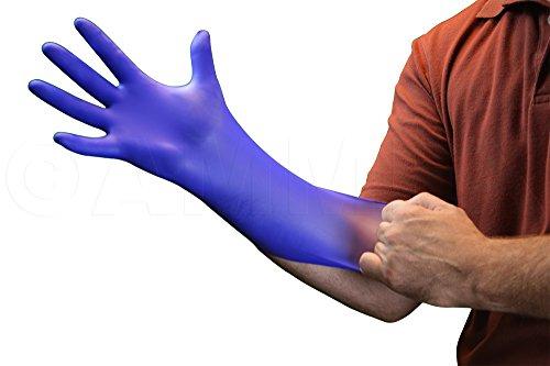 Ammex-AINPF-Indigo-Nitrile-Glove-Medical-Exam-Latex-Free-Disposable-Powder-Free-0-1