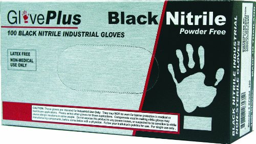Ammex-GPNB-GlovePlus-Black-Nitrile-Glove-Latex-Free-Disposable-Powder-Free-0-0