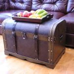 Antique-Victorian-Wood-Trunk-Wooden-Treasure-Hope-Chest-0-1