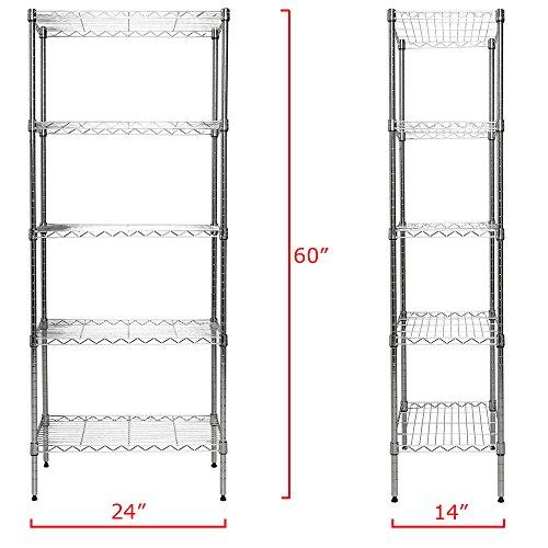 Apollo-Hardware-Chrome-5-Shelf-Wire-Shelving-14x24x60-0-1