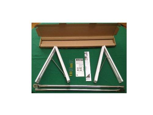 Arrow-Hanger-AH3X12-Quik-Closet-Clothes-Storage-System-0