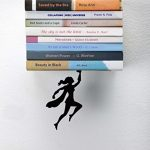 Artori-Design-Wondershelf-Black-Metal-Female-Superwoman-Floating-Book-Shelf-Unique-Bookshelvs-Gifts-for-Geeks-Gifts-for-Book-Lovers-Cool-Book-Stacker-0