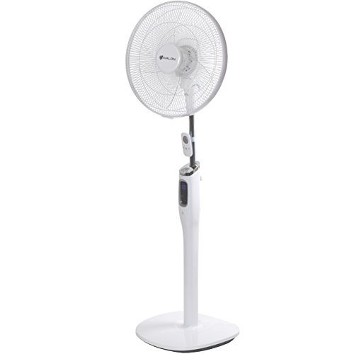 Avalon-High-Velocity-16-Inch-Stand-Fan-with-Remote-0-1