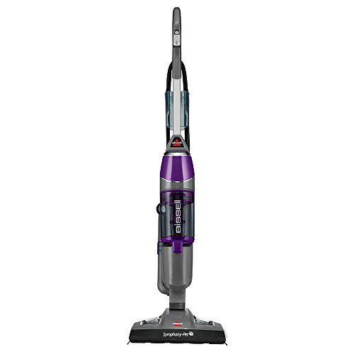BISSELL-Symphony-Pet-All-in-One-Vacuum-and-Steam-Mop-1543A-0