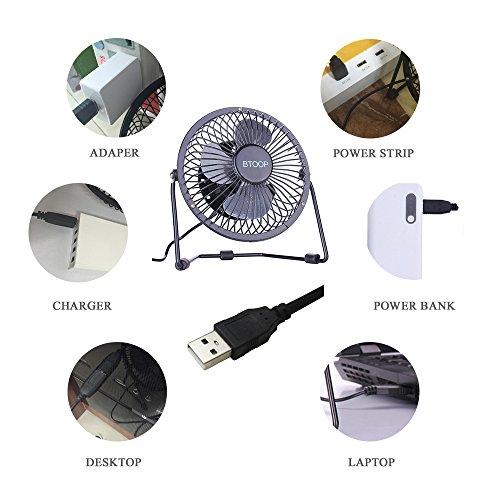 BTOOP-USB-Desk-Fan-Mini-Personal-Fan-Large-Air-FlowMetal-Design-Small-Quiet-and-Portable-0-1