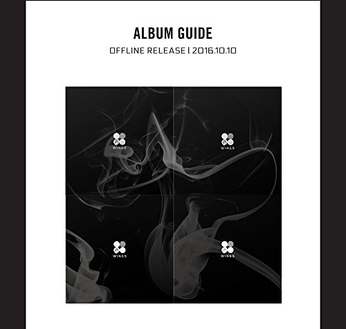 BTS-WINGS-Vol2-WING-4-Versions-SET-CD-with-1-Folded-Poster-Extra-Gift-Photocard-Set-0-0